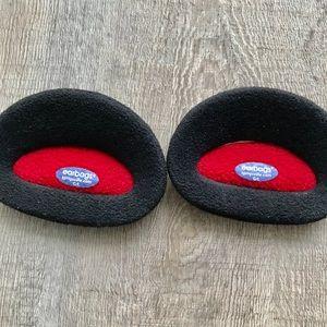 Earmuffs Bandless Fleece Ear Warmers men Women